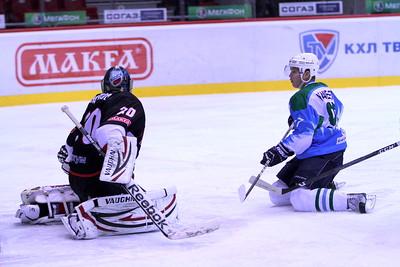 Chelmet (Челябинск) - Торос (Нефтекамск) 0:3. 23 сентября 2012