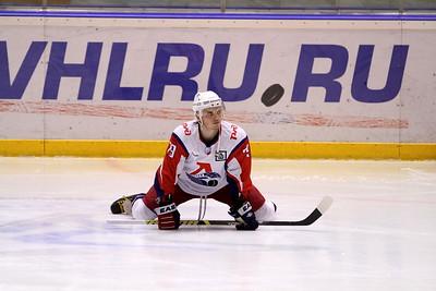 Челмет (Челябинск) - Локомотив (Ярославль) 1:2. 19 октября 2012
