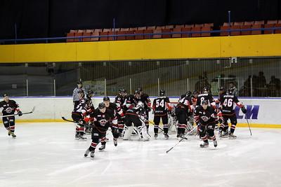 Челмет (Челябинск) - Зауралье (Курган) 3:5. 1 февраля 2013