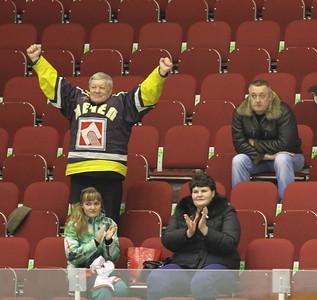 Челмет (Челябинск) - Рубин (Тюмень) 1:3. 3 февраля 2013