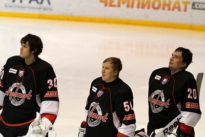 Челмет (Челябинск) - Спутник (Нижний Тагил) 3:2 ОТ. 30 января 2013