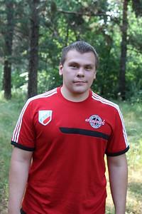 Челмет. Первая тренировка в сезоне 2013-2014