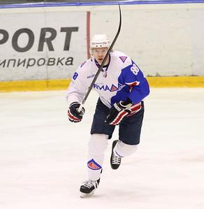 Челмет (Челябинск) - Ариада (Волжск) 2:1. 15 октября 2013