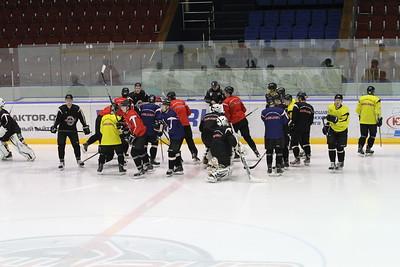 Челмет (Челябинск). Тренировка. 3 ноября 2013