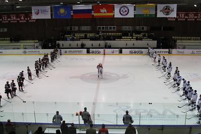 Челмет (Челябинск) - Динамо (Балашиха) 5:3. 22 января 2014