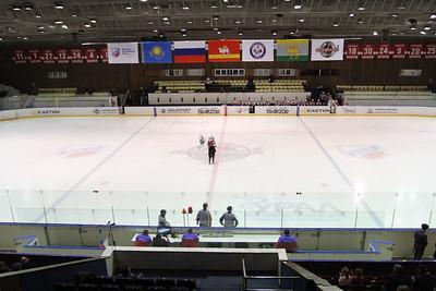 Челмет (Челябинск) - Ермак (Ангарск) 2:3. 1 ноября 2013