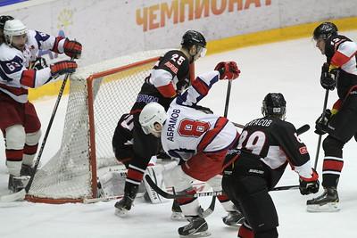 Челмет (Челябинск) - Ижсталь (Ижевск) 1:2 Б. 24 февраля 2014
