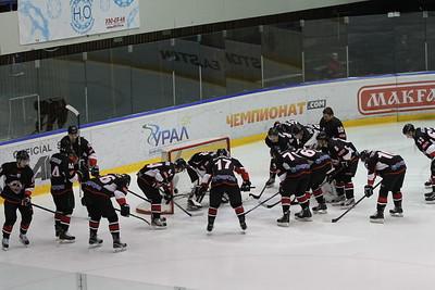 Челмет (Челябинск) - Кубань (Краснодар) 0:2. 26 января 2014