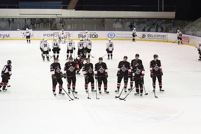 Челмет (Челябинск) - Молот-Прикамье (Пермь) 1:3. 20 февраля 2014