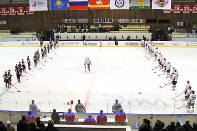 Челмет (Челябинск) - Рубин (Тюмень) 1:7. 25 ноября 2013