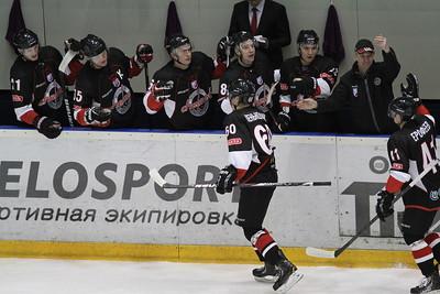 Челмет (Челябинск) - Кристалл (Саратов) 7:0. 17 декабря 2013