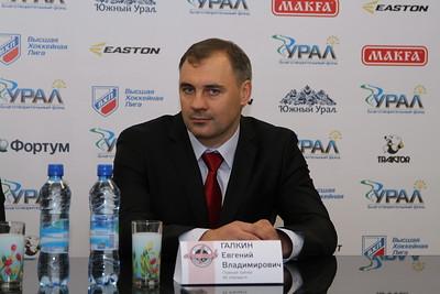 Евгений Галкин, Челмет Челябинск, ВХЛ