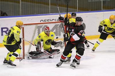 Челябинская команда Высшей хоккейной лиги Челмет проиграла в Караганде местной Сарыарке со счётом 3:7.