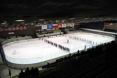 Челмет (Челябинск) - Титан (Клин) 4:1. 4 января 2014