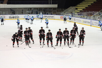 Челмет (Челябинск) - Торос (Нефтекамск) 1:2. 22 февраля 2014