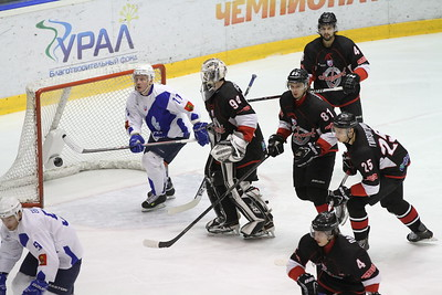 Челмет (Челябинск) - ТХК (Тверь) 3:4. 8 января 2014