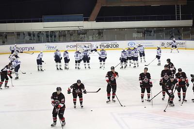 Челмет (Челябинск) - ХК ВМФ-Карелия (Санкт-Петербург) 2:1 Б. 6 января 2014