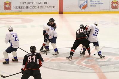 Челмет (Челябинск) - ТХК (Тверь) 3:4 Б. 12 ноября 2014