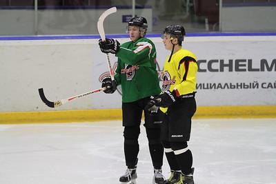 Челмет (Челябинск). Тренировка 18 марта 2015