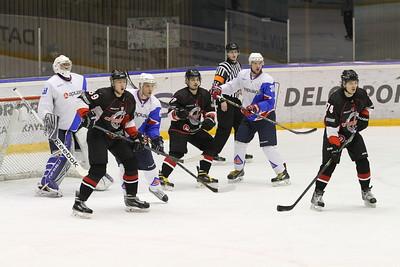 Челмет (Челябинск) - Ариада (Волжск) 2:1 Б . 7 февраля 2015