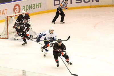 Челмет (Челябинск) - Буран (Воронеж) 0:1. 27 октября 2014