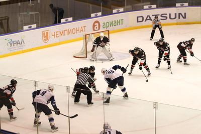 Челябинская команда Высшей хоккейной лиги Челмет проиграла на своем льду Бурана из Воронежа с минимальным счётом 0:1.