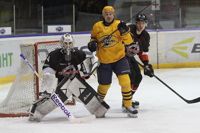 Челябинская команда Высшей хоккейной лиги Челмет проиграла на своём льду пензенскому Дизелю с минимальным счётом 0:1.