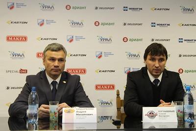 Главный тренер челябинского Челмета Алексей Тертышный и главный тренер пензенского Дизеля Андрей Сидоренко прокомментировали матч, в котором Дизель выиграл со счётом 1:0.