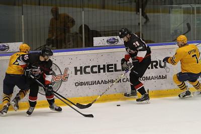 Челмет (Челябинск) - Дизель (Пенза) 0:1. 18 декабря 2014