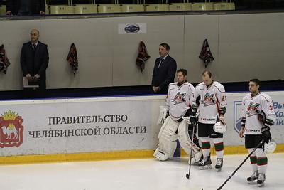 Челмет (Челябинск) - Нефтяник (Альметьевск) 0:5 . 9 февраля 2015