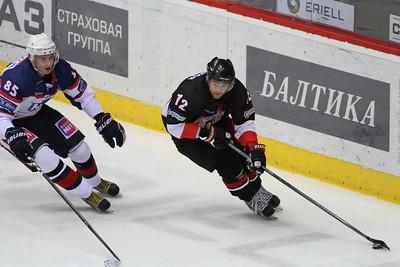Челябинская команда Высшей хоккейной лиги Челмет выиграла в овертайме у Южного Урала в Орске.