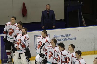 Челмет (Челябинск) - Рубин (Тюмень) 3:1. 28 ноября 2014
