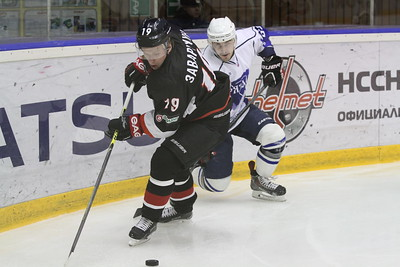 Челмет (Челябинск) - ХК Рязань (Рязань) 1:0. 16 декабря 2014