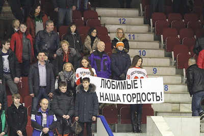 Челмет (Челябинск) - Сарыарка (Караганда) 4:2. 1 марта 2015