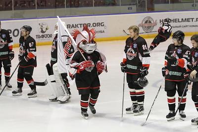 Челмет (Челябинск) - Сарыарка (Караганда) 1:7. 6 марта 2015