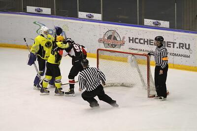 Челмет (Челябинск) - Сарыарка (Караганда) 3:2. 19 января 2015