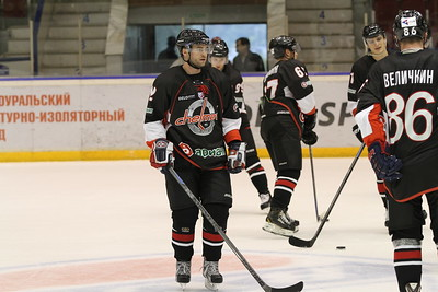 Челмет (Челябинск) - Спутник (Нижний Тагил) 3:0. 14 сентября 2014