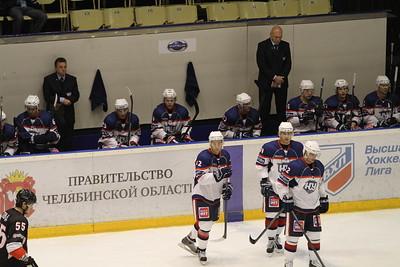Челмет (Челябинск) - Южный Урал (Орск) 0:3. 9 октября 2014