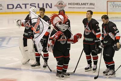 Челмет (Челябинск) - Ермак (Ангарск) 2:1. 29 сентября 2014