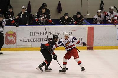 Челмет (Челябинск) - Ижсталь (Ижевск) 1:2. 13 января 2015