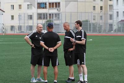 Челмет (Челябинск). Тренировка. 1 июля 2015