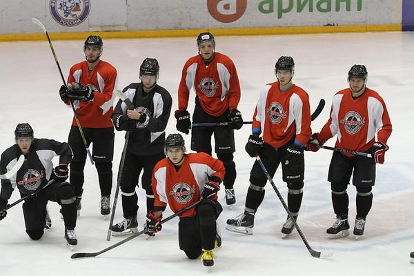 Челмет (Челябинск). Открытая тренировка. 22 сентября 2015