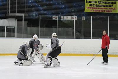 Челмет (Челябинск). Тренировка. 23 ноября 2015