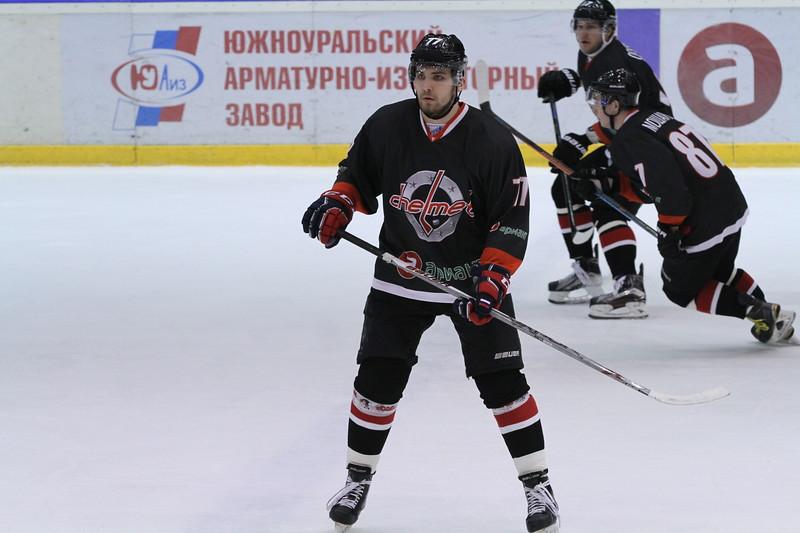 Челмет (Челябинск) - Ариада (Волжск) 3:1. 19 февраля 2016