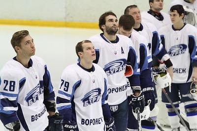Челмет (Челябинск) - Буран (Воронеж) 3:4. 29 октября 2015