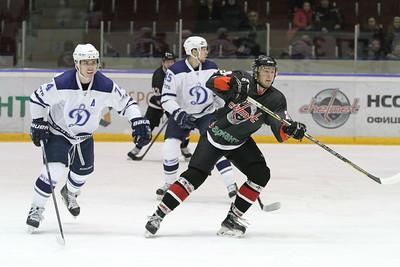 Челмет (Челябинск) - Динамо (Балашиха) 5:2. 7 декабря 2015