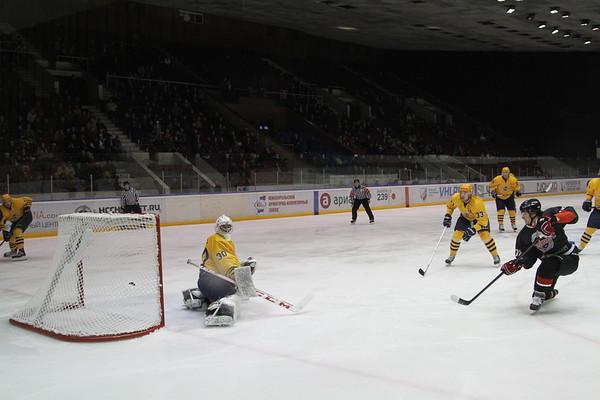 Челмет (Челябинск) - Дизель (Пенза) 6:0. 6 октября 2015
