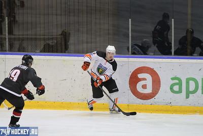 Челмет (Челябинск) - Ермак (Ангарск) 4:3. 11 января 2016