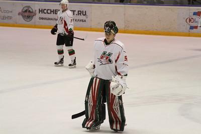 Челмет (Челябинск) - Нефтяник (Альметьевск) 3:0. 15 февраля 2016