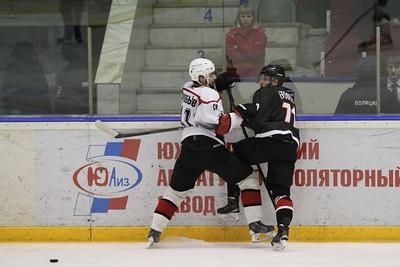 Челмет (Челябинск) - Рубин (Тюмень) 4:2. 4 февраля 2016